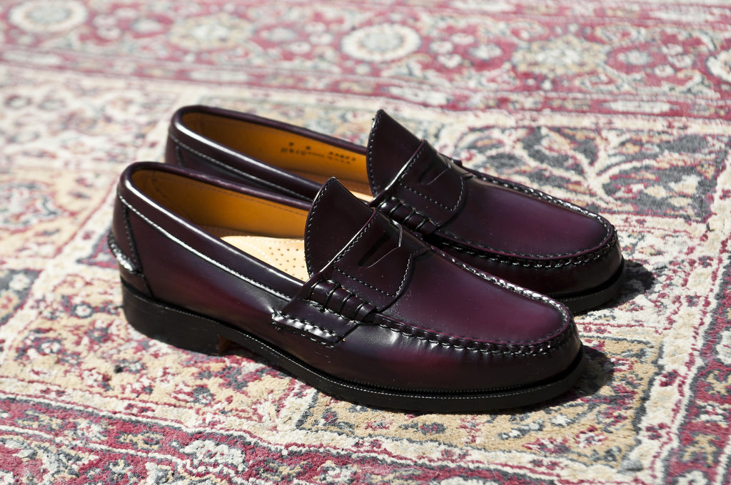5ffc438b7e4 A Loafer from Alden s Cape Cod Collection