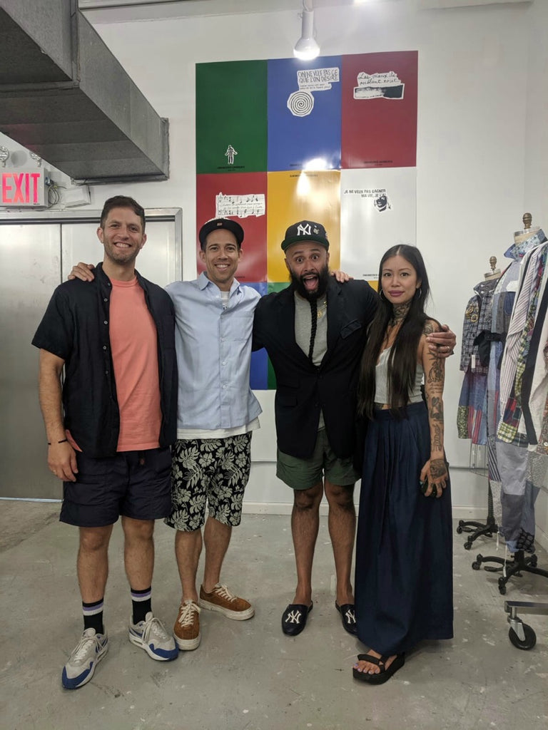 NYC SS20 Buying Trip Recap at shoplostfound 7