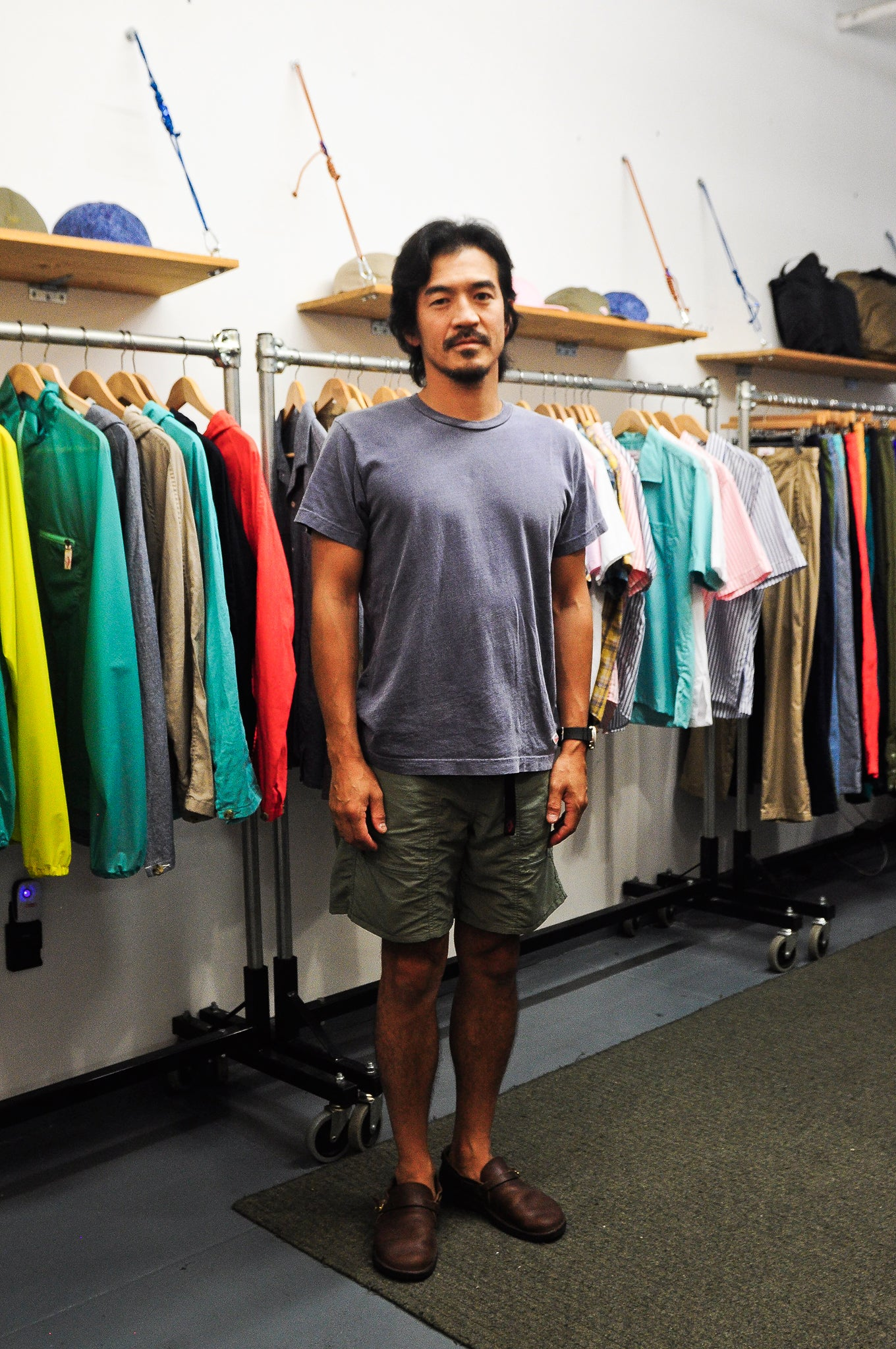 A Word: Shinya Hasegawa of Battenwear Interview at shoplostfound 2