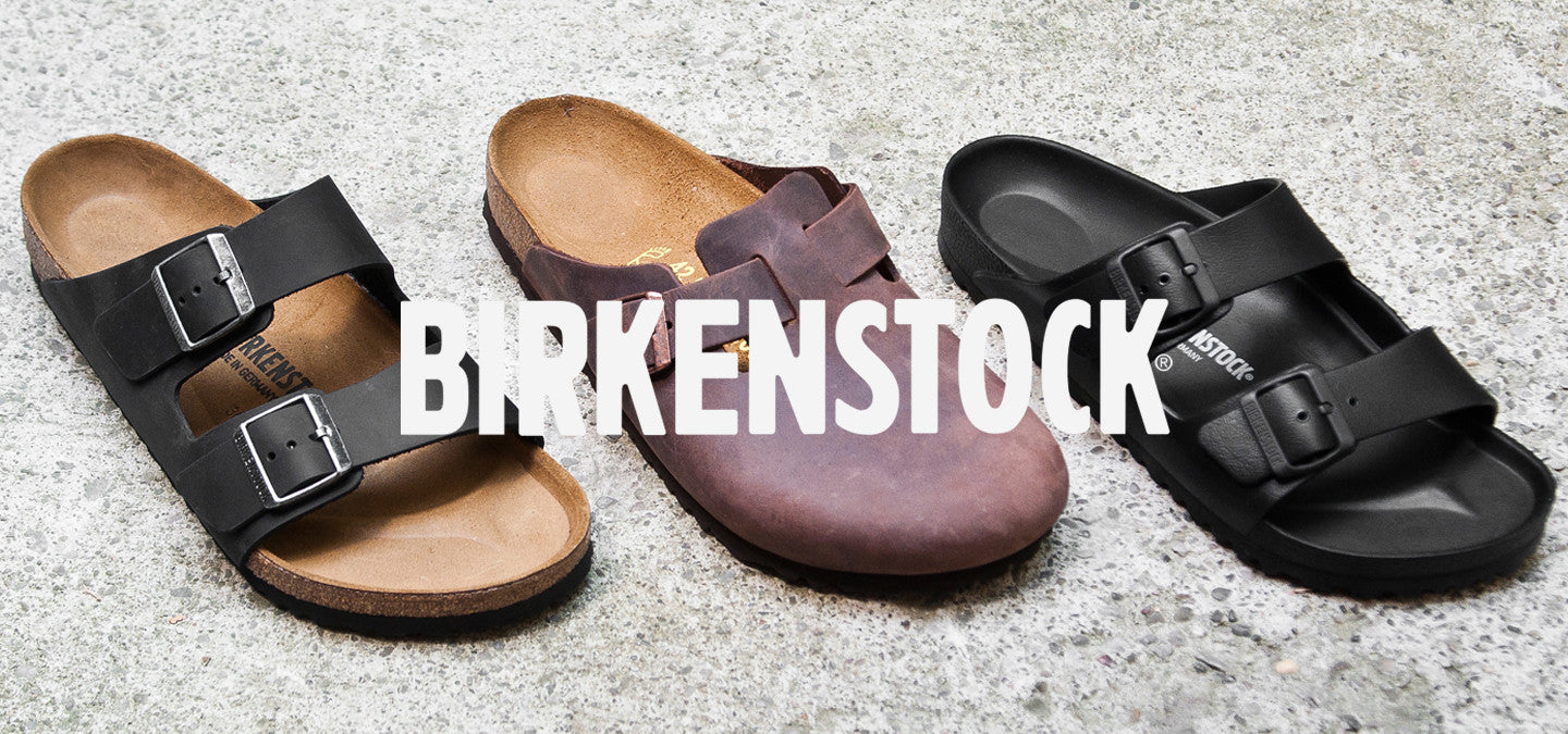Birkenstock Arizona Boston EVA Tobacco Black Havana at shoplostfound