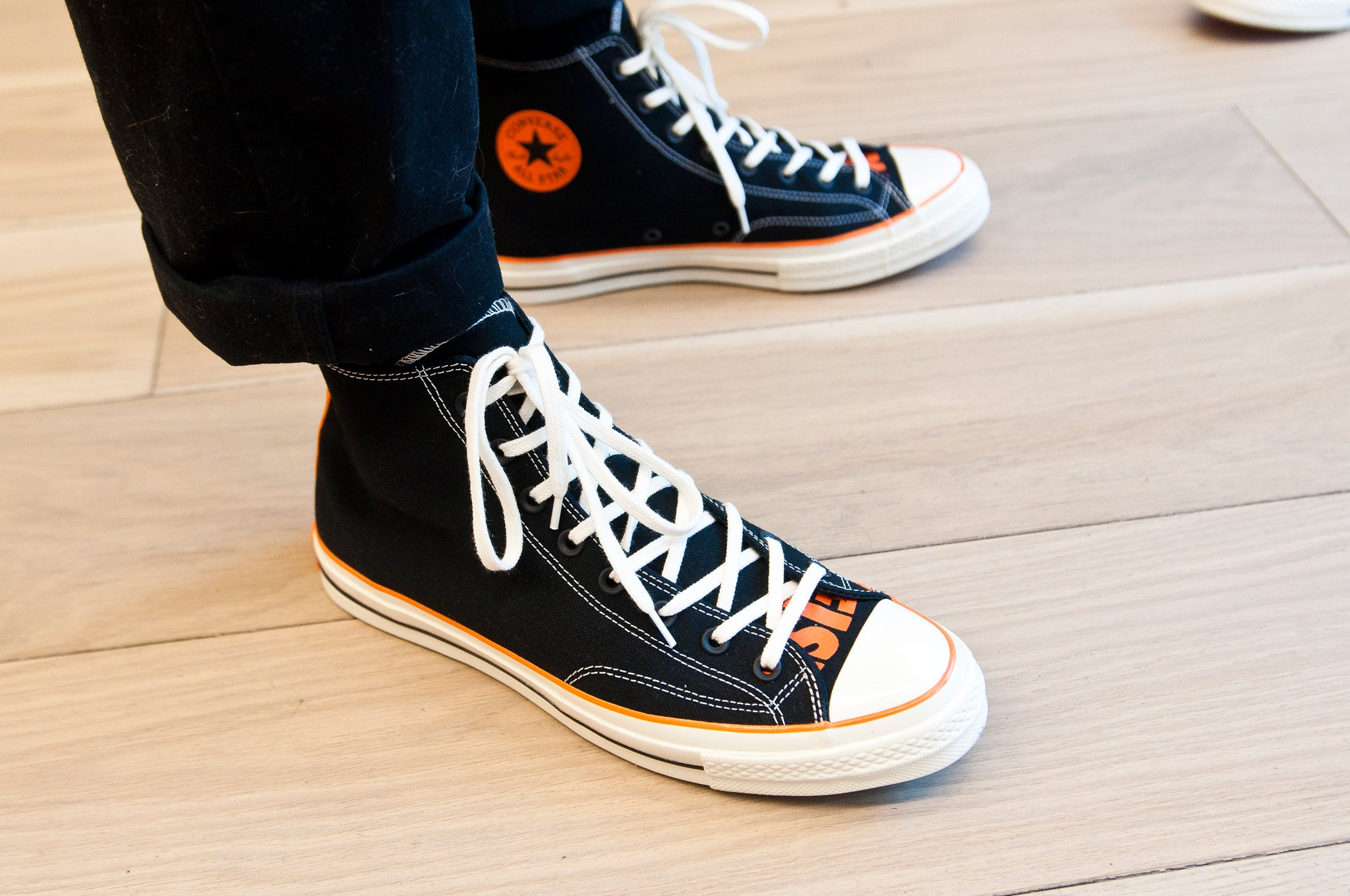 Vince Staples x Convese 1970s Chuck Taylor Collaboration 3
