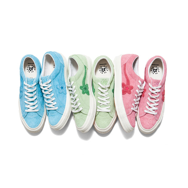 Golf le Fleur x Converse One Star Preview