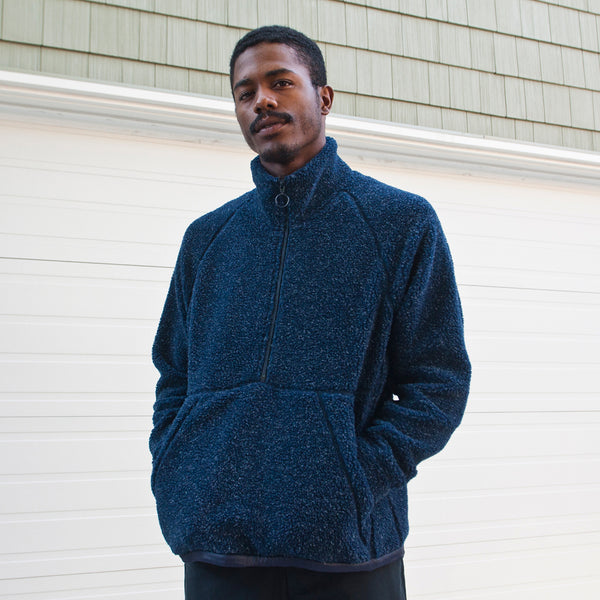 Garbstore Smock Navy at shoplostfound Preview