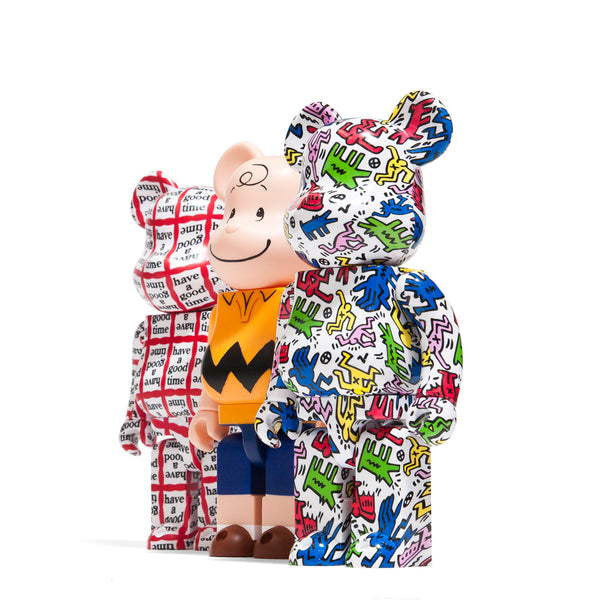 Medicom Toy at shoplostfoundMedicom Toy at shoplostfound Keith Haring, Charlie Brown, Have A Good Time