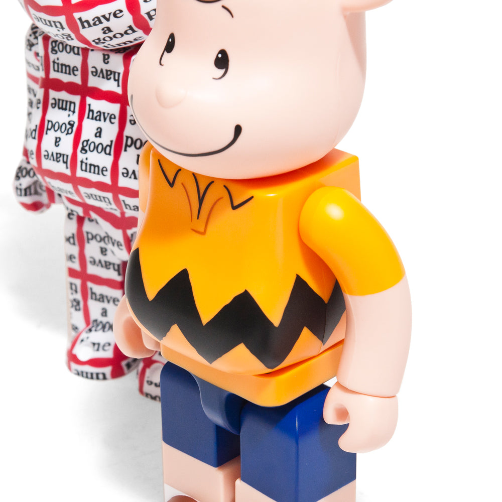 Medicom Toy at shoplostfound Keith Haring, Charlie Brown, Have A Good Time