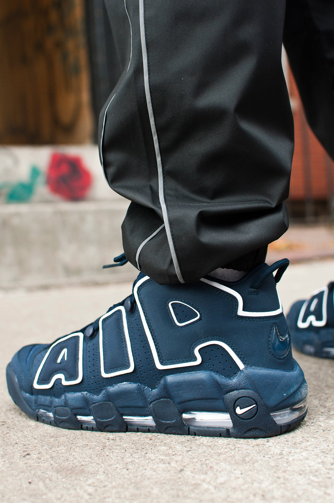 Nike Air More Uptempo '96 Obsidian at shoplostfound 2