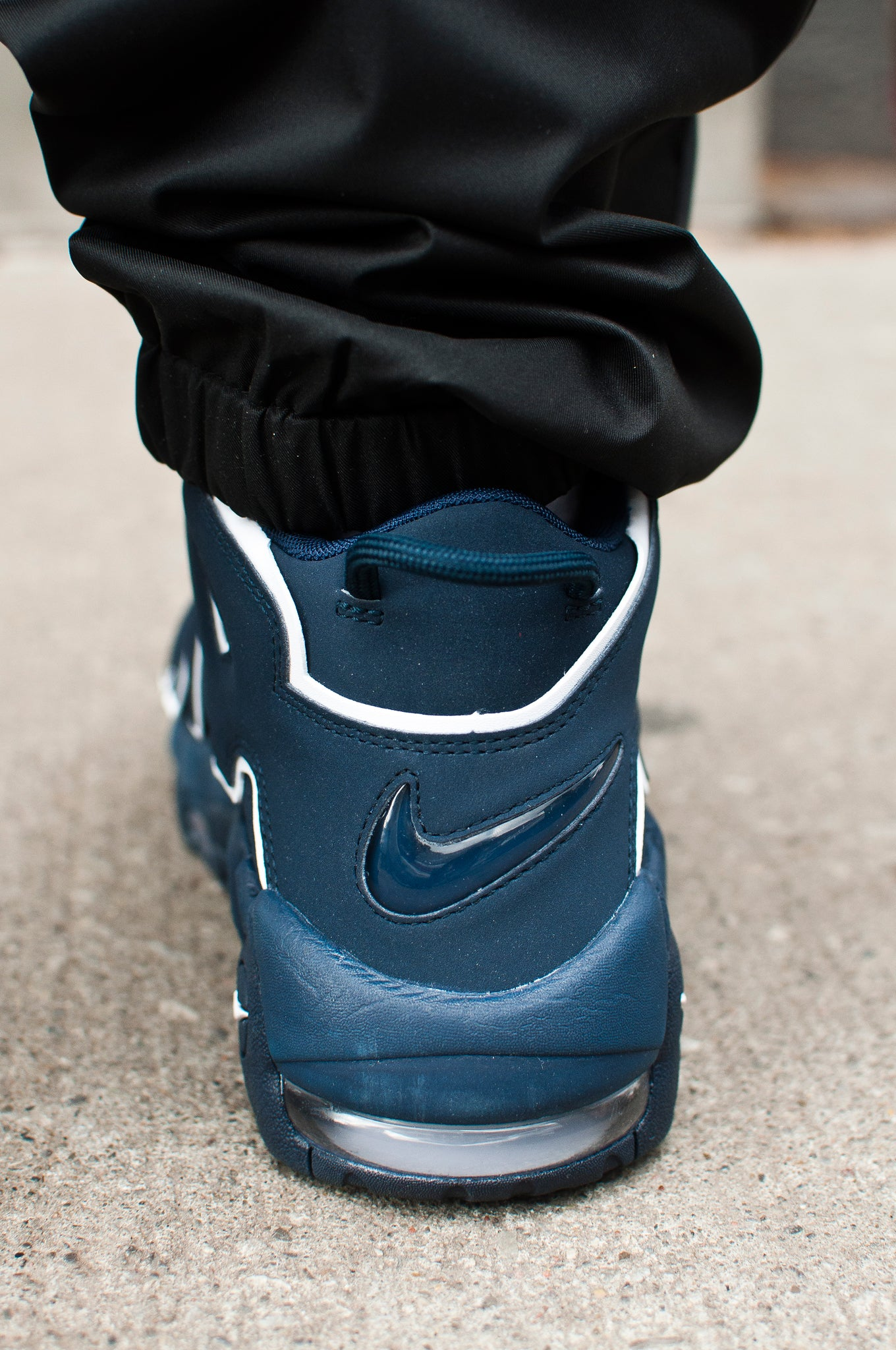 Nike Air More Uptempo '96 Obsidian at shoplostfound 3