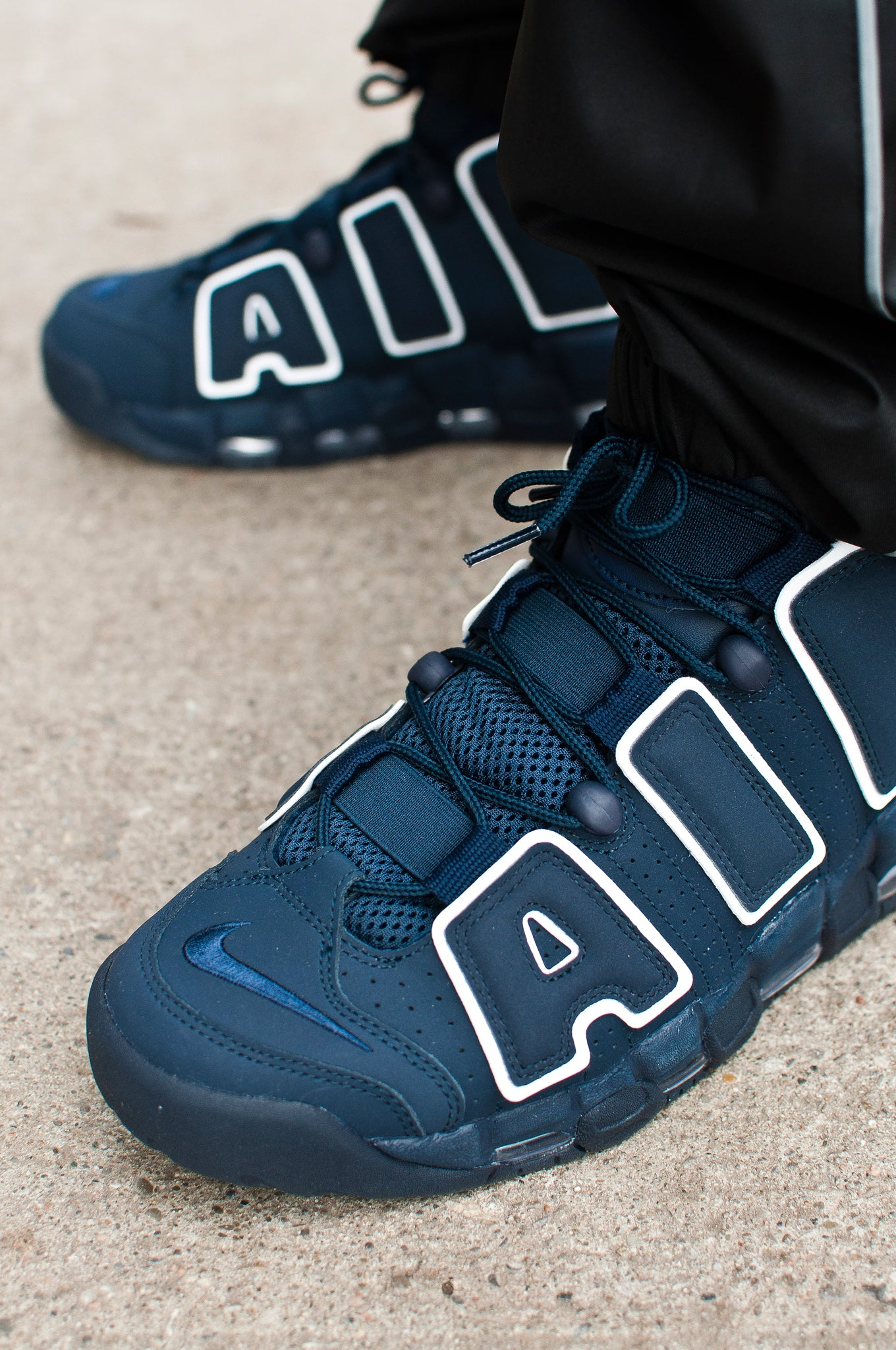 Nike Air More Uptempo '96 Obsidian at shoplostfound 4