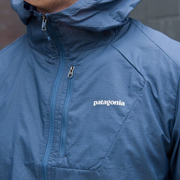 Patagonia Houdini Jacket Dolomite Blue at shoplostfound Preview