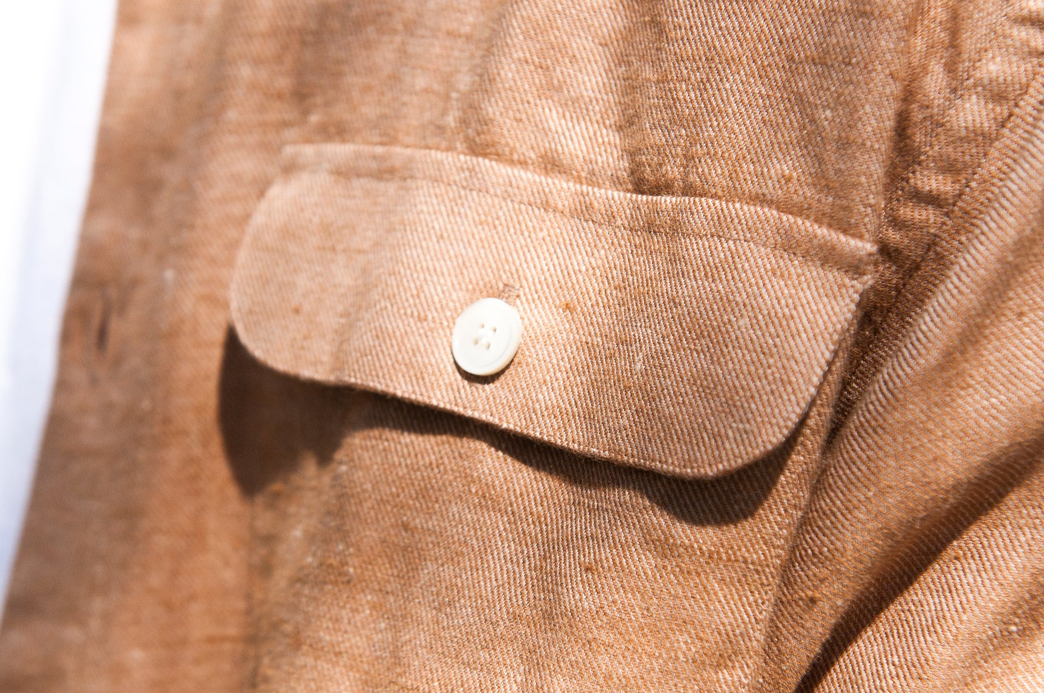 Schnayderman's Shaket Linen One Brown at shoplostfound 2