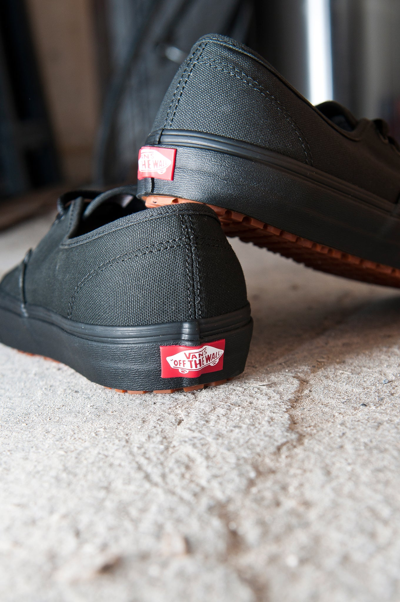 vans made for the makers slip on