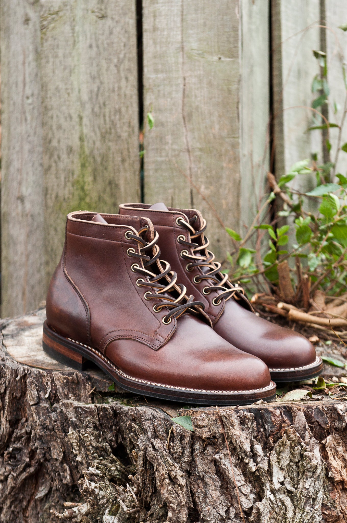 Viberg Chromexcel Service Boot at shoplostfound 1