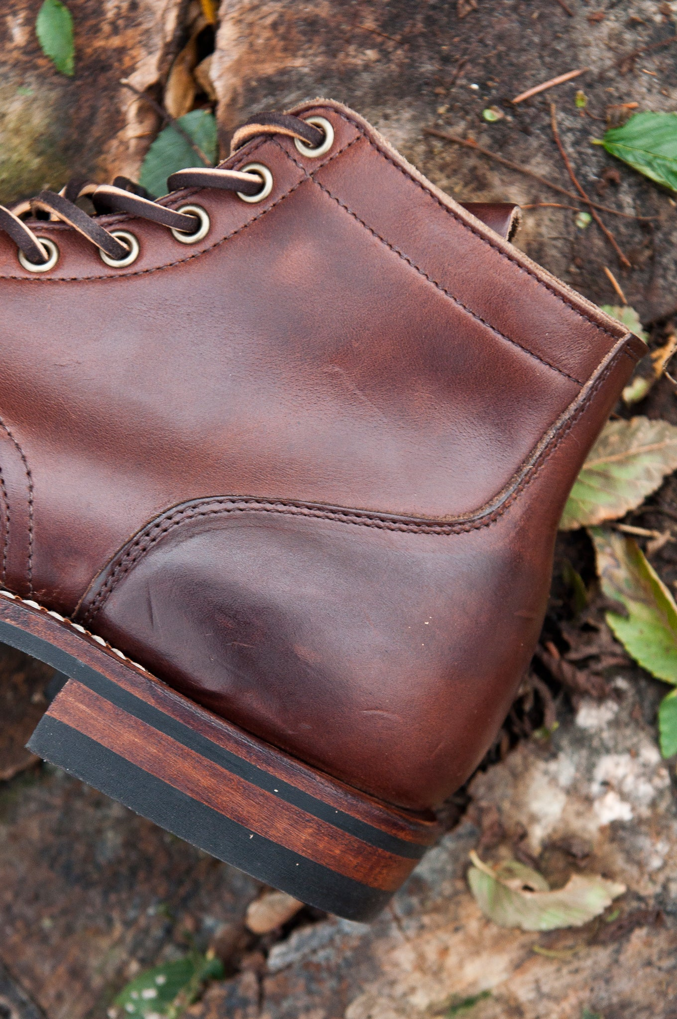 Viberg Chromexcel Service Boot at shoplostfound 4
