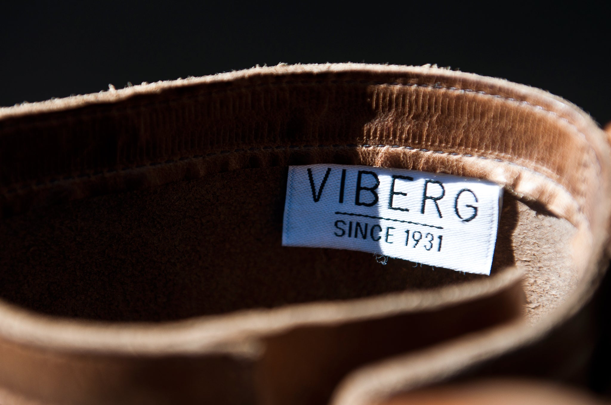 Viberg Natural Chromexcel Engineer Boot at shoplostfound 9