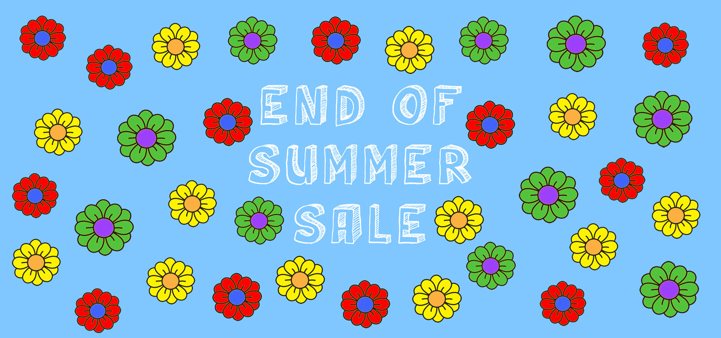 The End of Sumer Sale