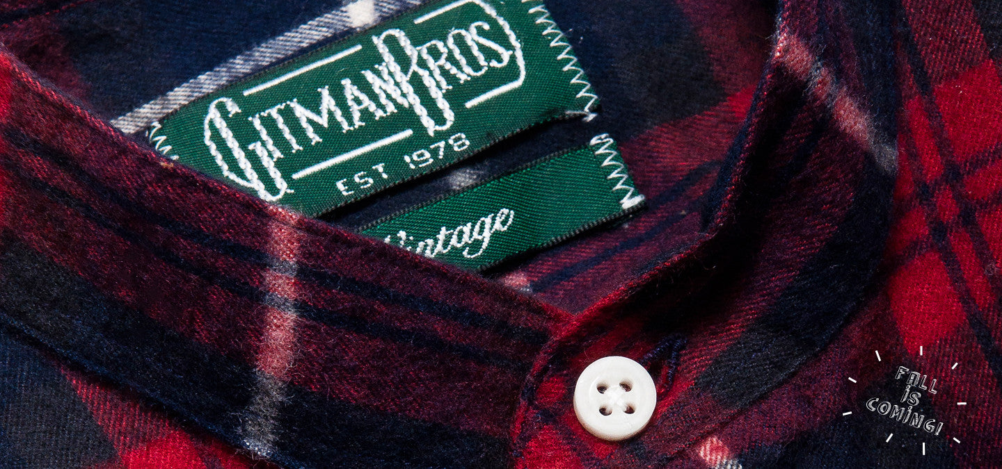 Gitman Vintage Fall/Winter 2017 at shoplostfound