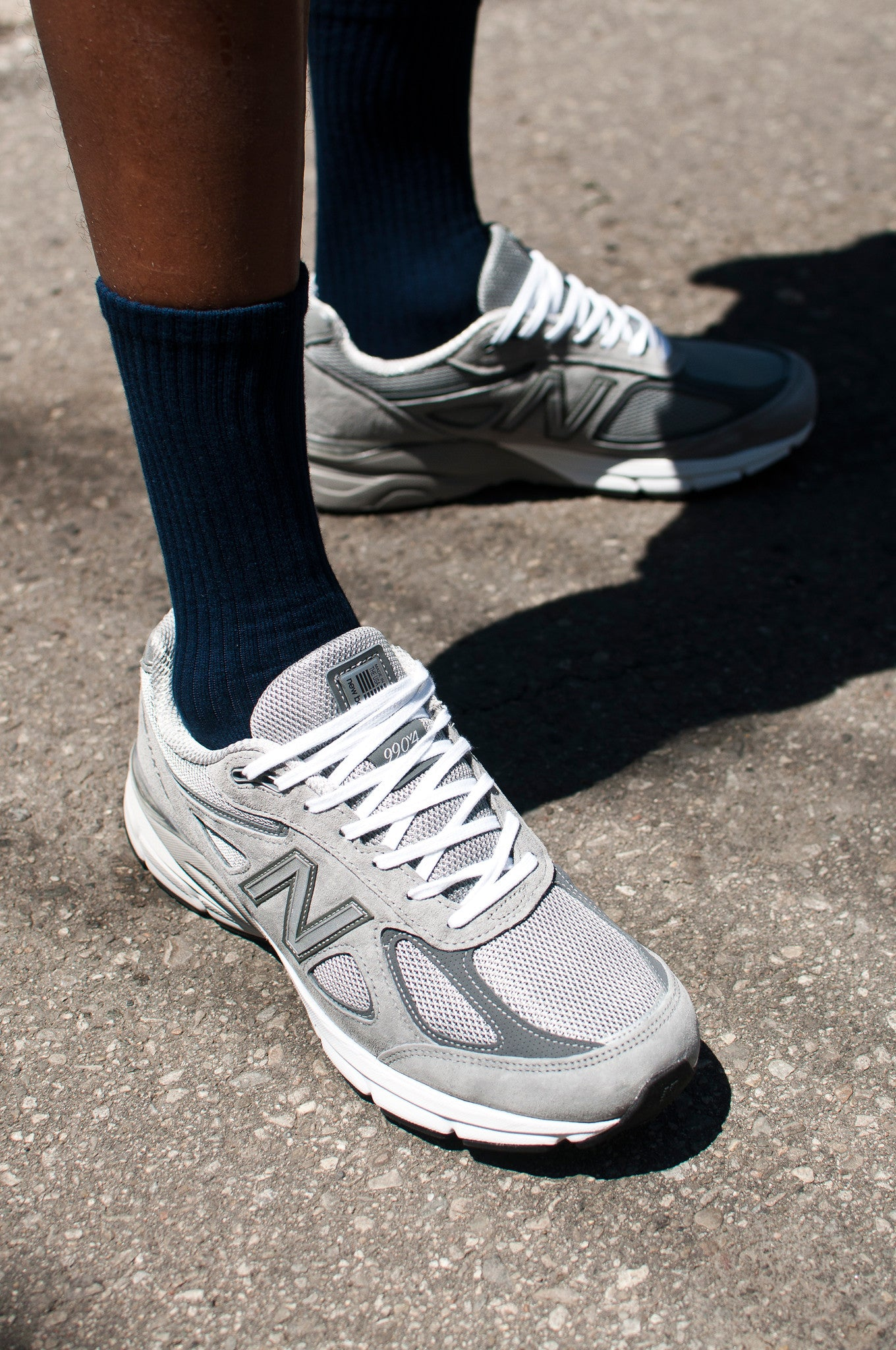 New Balance M990GL4 Grey at shoplostfound