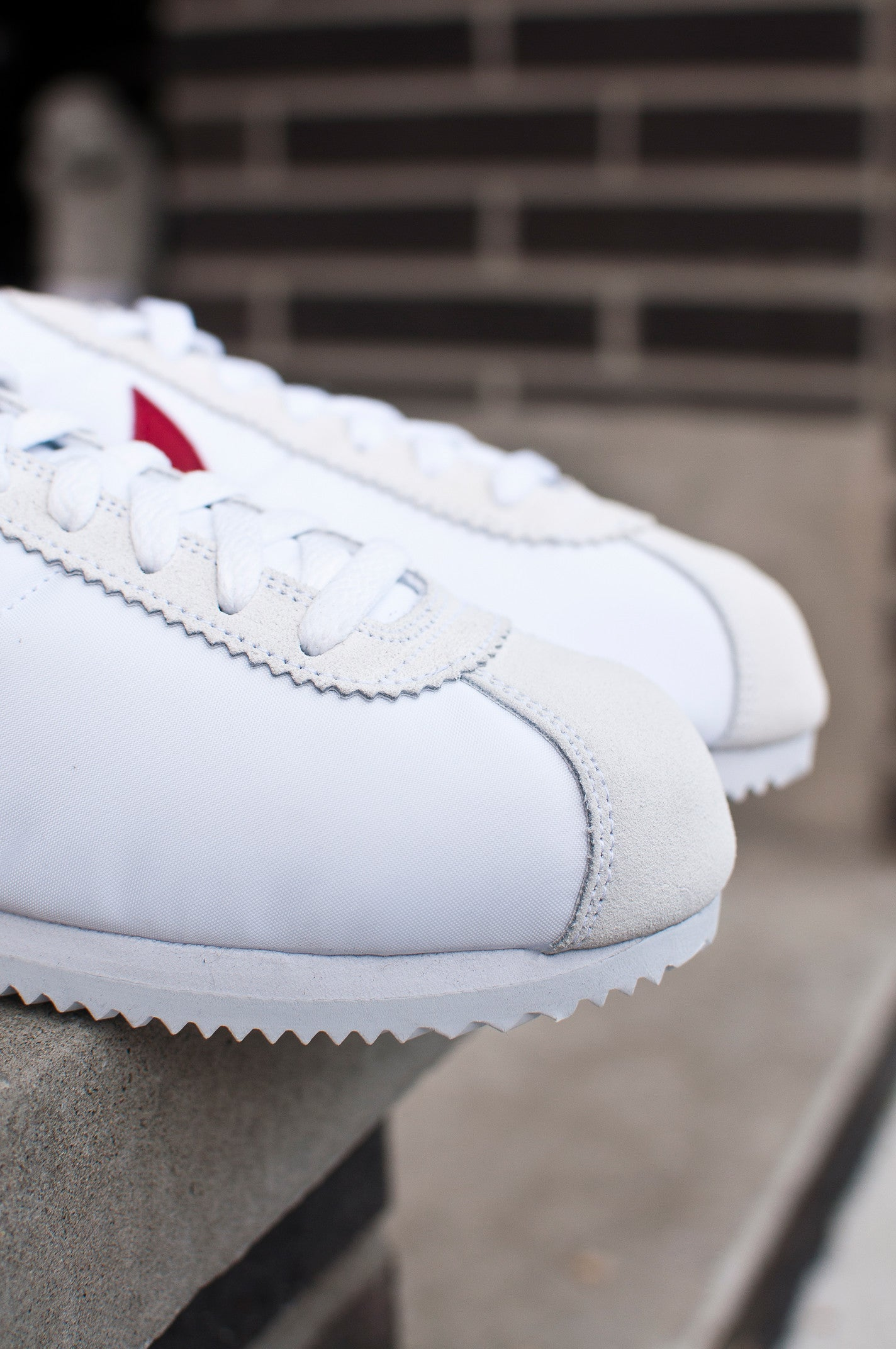 Nike Air Classic Cortez Premium White/Red/Royal 876873-101, 2