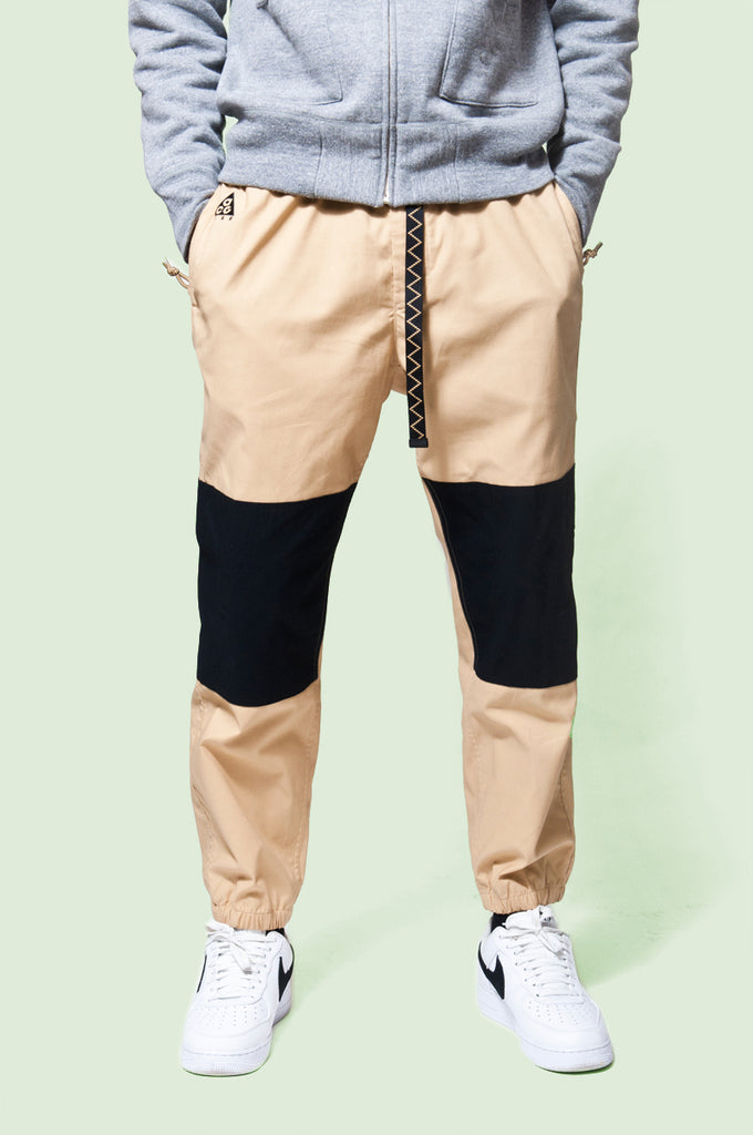 Nike ACG Men's Trail Trousers Club Gold/Black at shoplostfound 1