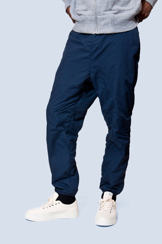 PAA Windbreaker Pant Navy at shoplostfound 1