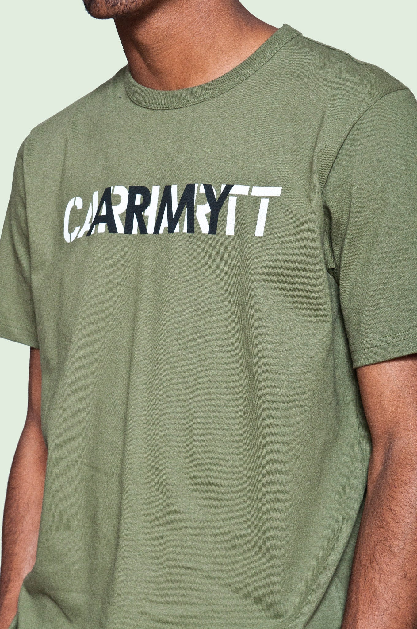 Carhartt WIP SS CA Training T-Shirt at shoplostfound 2