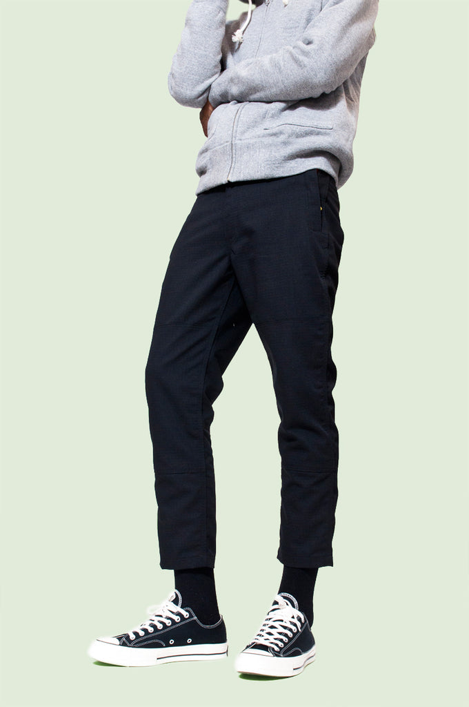 uniforme inc. Work Pant Black at shoplostfound 1