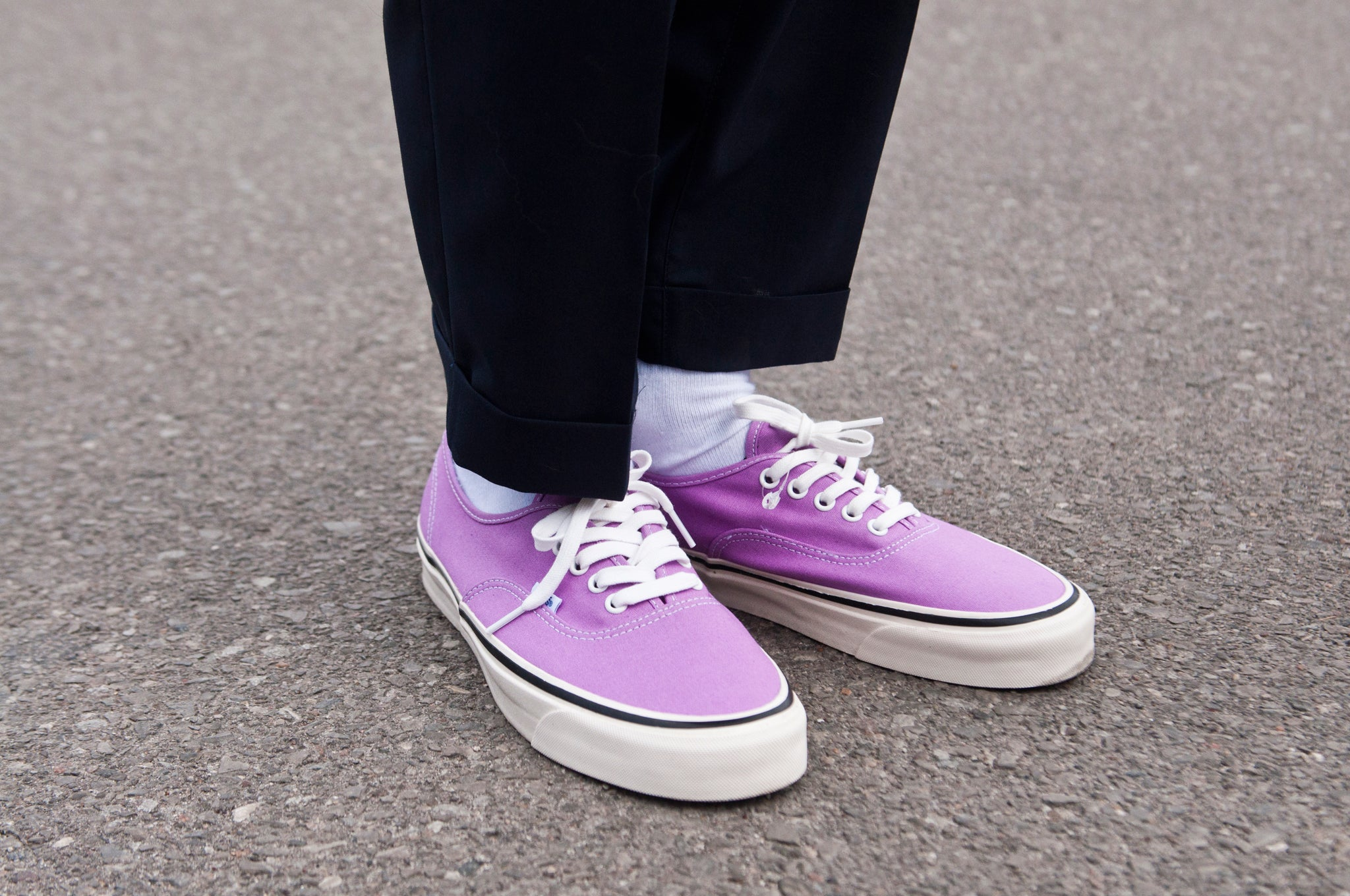 Vans Anaheim Factory Authentic 44 DX OG Lilac