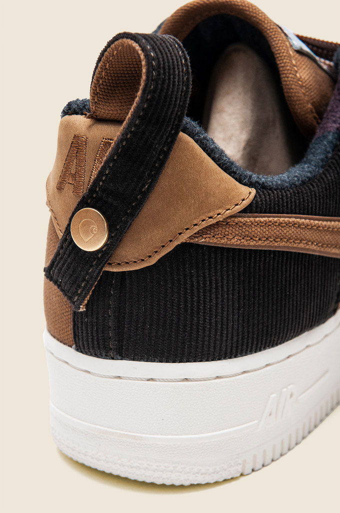 Nike Air Force One '07 x Carhartt WIP at shoplostfound 2