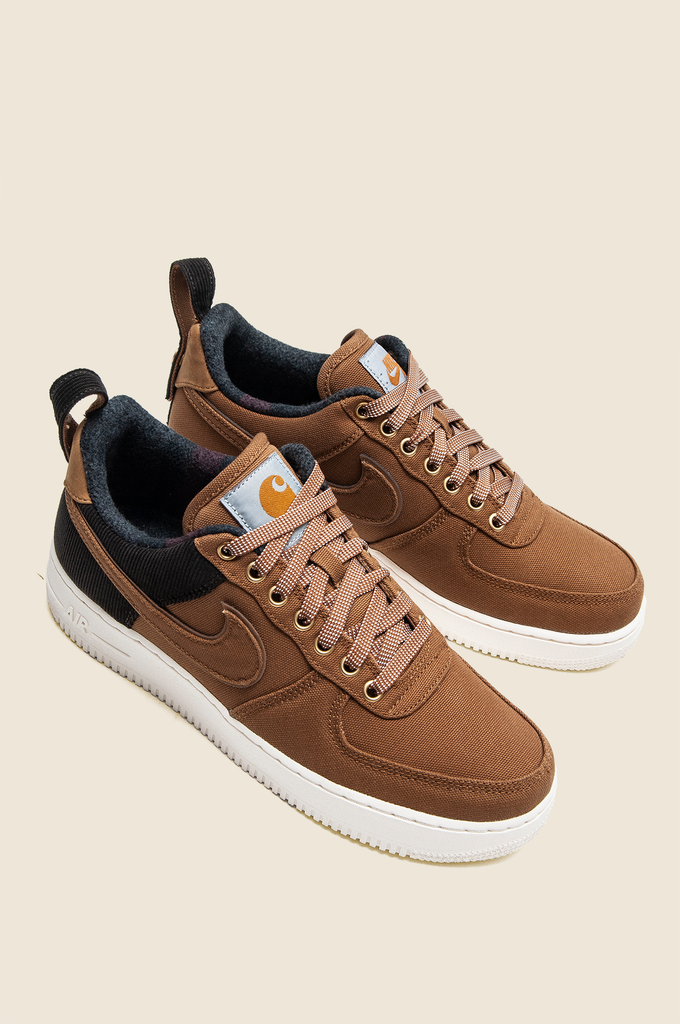 Nike Air Force One '07 x Carhartt WIP at shoplostfound 1