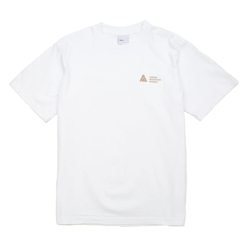 Adsum Mountain Works Tee White