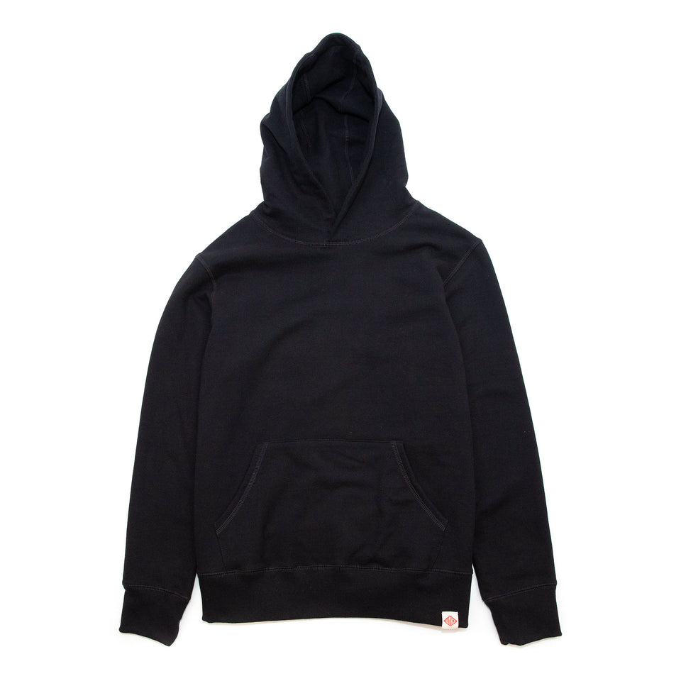 Bather Hoodie Black