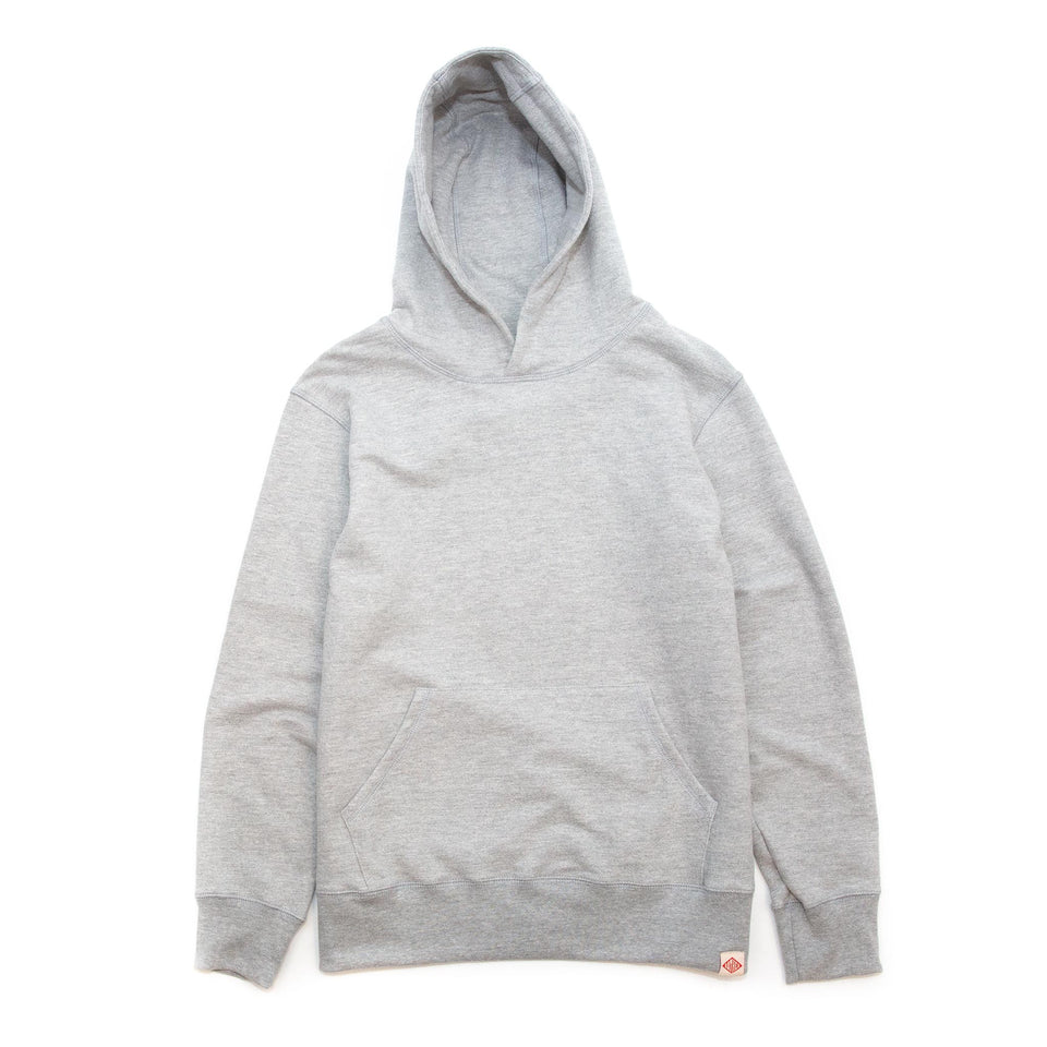 Bather Hoodie Grey