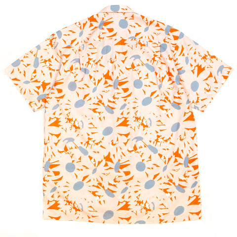 Bather-Orange-Flowers-Camp-Shirt-front