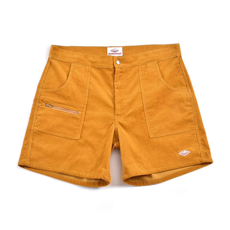 Battenwear Local Shorts Gold