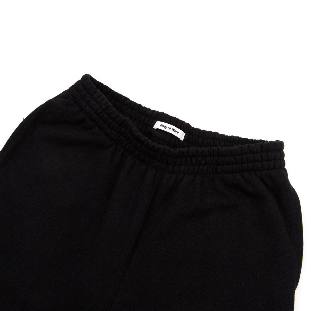 Body of Work Studio Sweatpants Black Waist