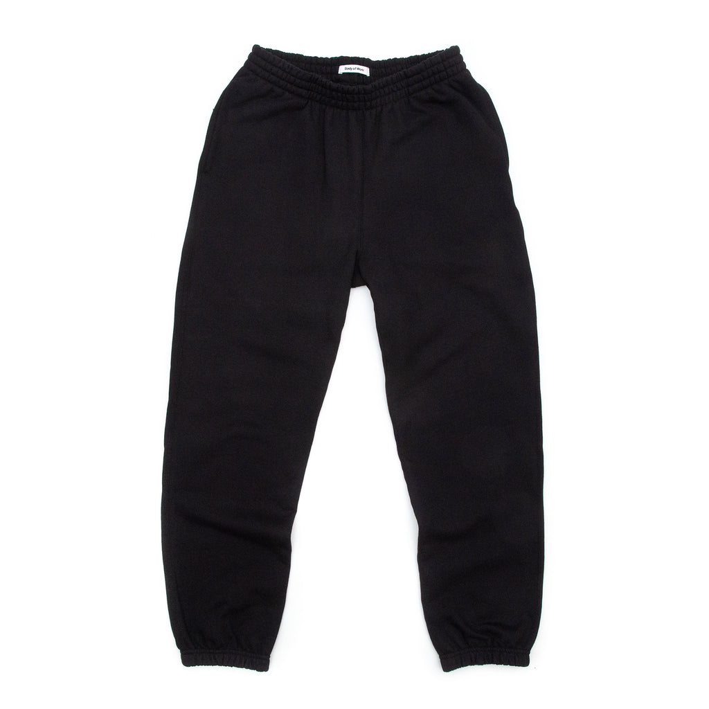 Body of Work Studio Sweatpants Black