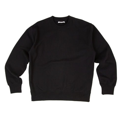 Body of Work Studio Sweatshirt Black