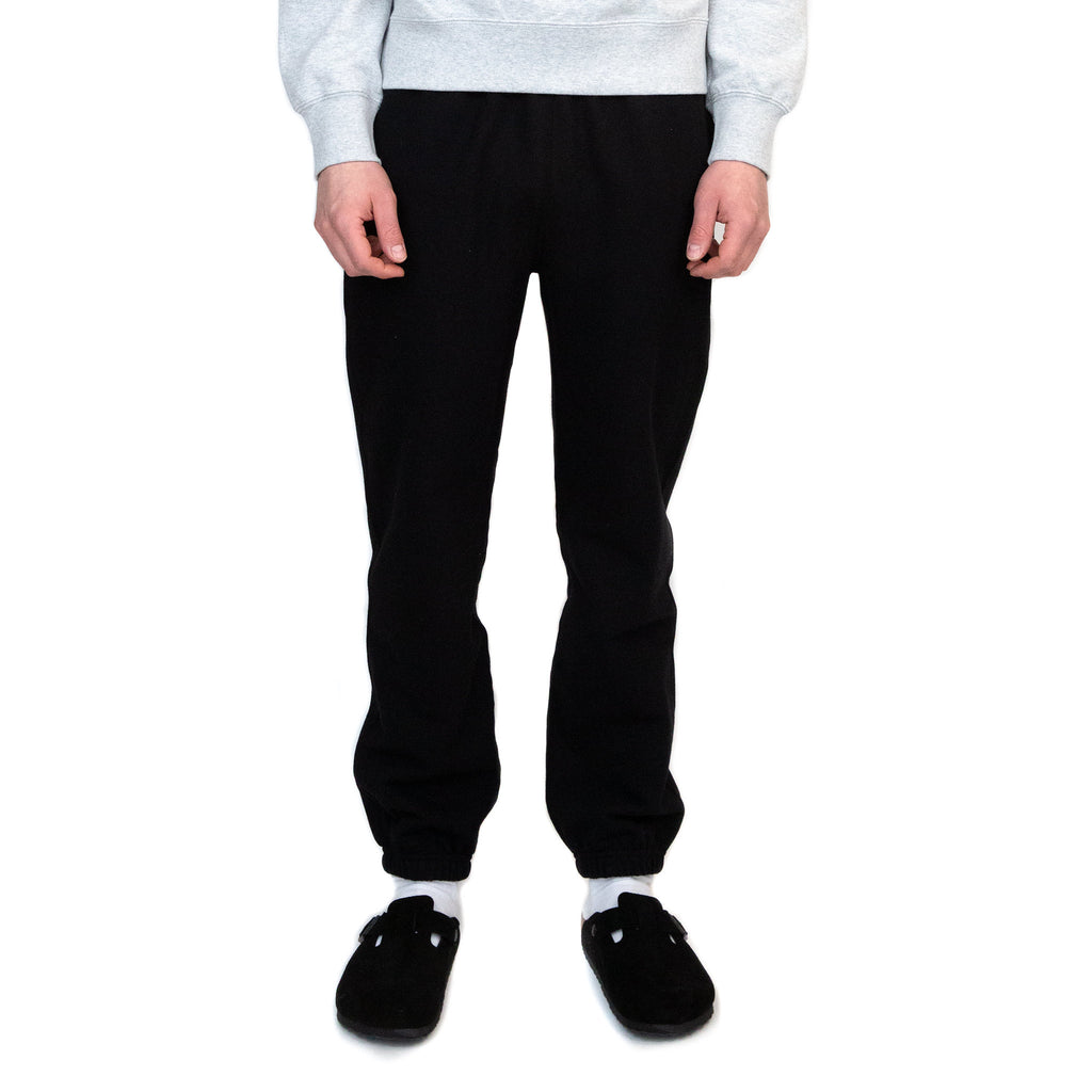 Body of Work Studio Sweatpants Black Model 3