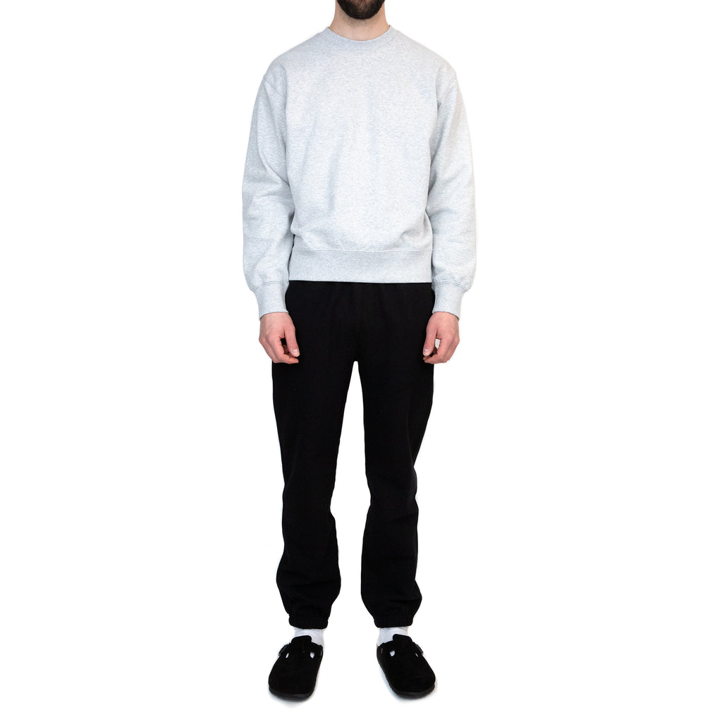 Body of Work Studio Sweatpants Black Model