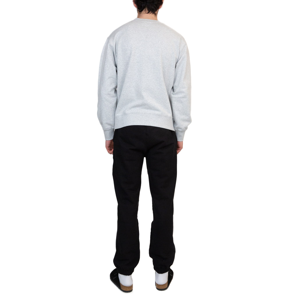 Body of Work Studio Sweatpants Black Model 2