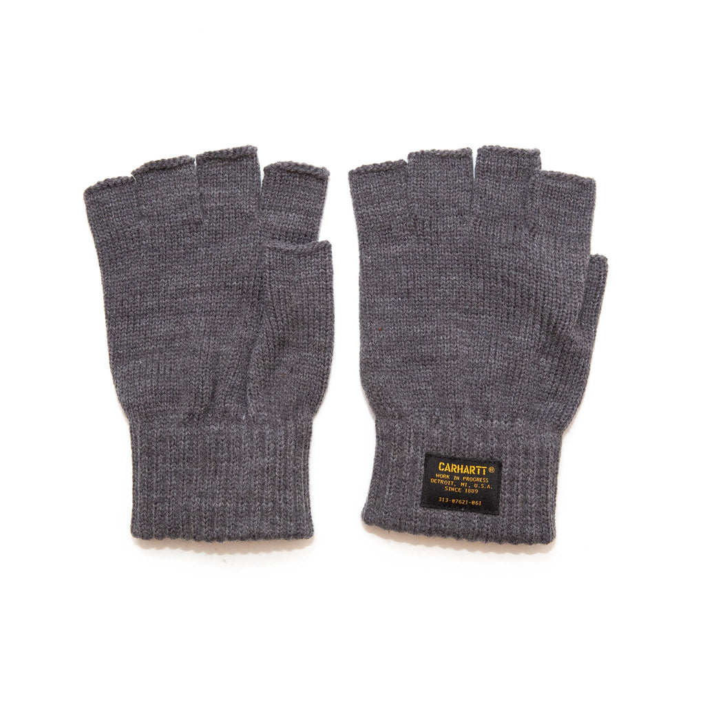 Carhartt W.I.P. Military Mitten Dark Grey Heather