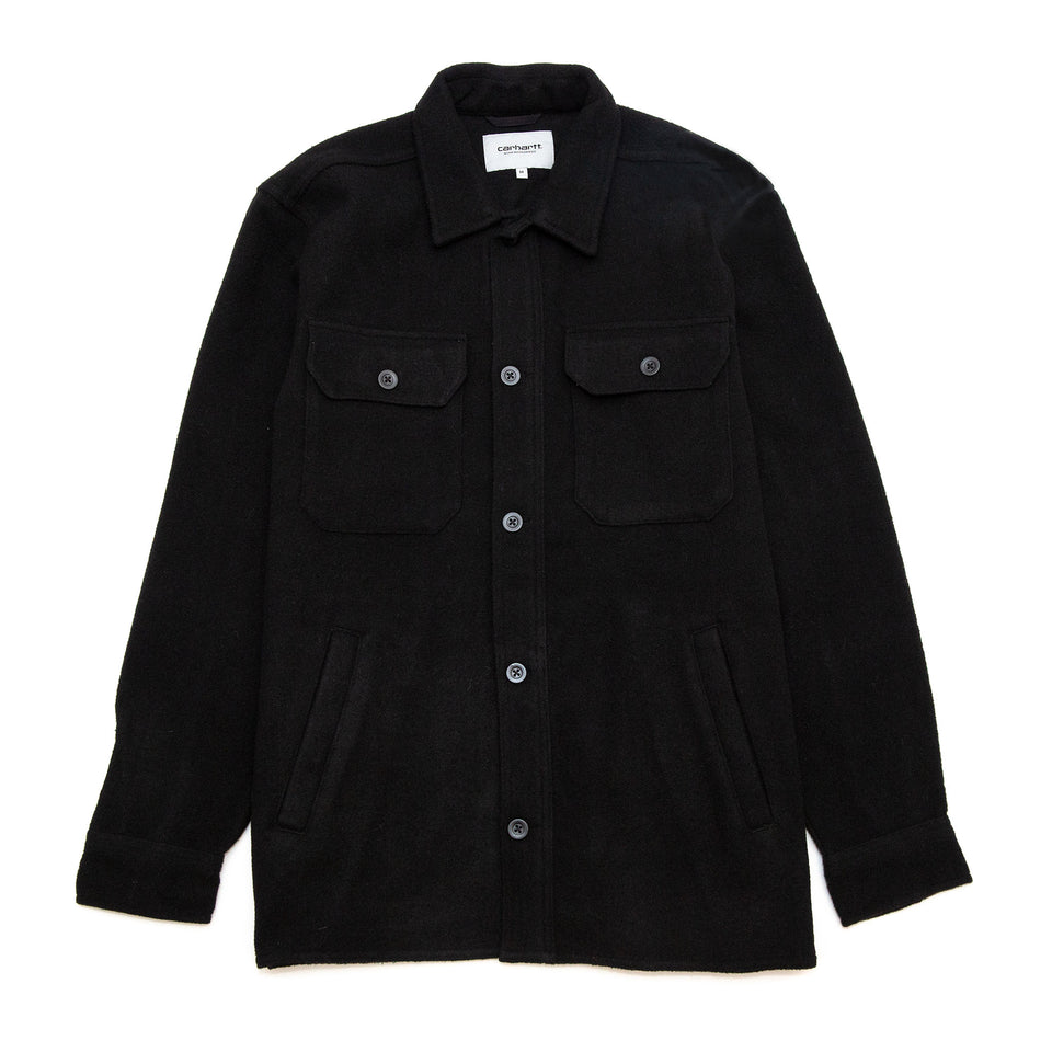 Carhartt W.I.P. Owen Shirt Jacket Black