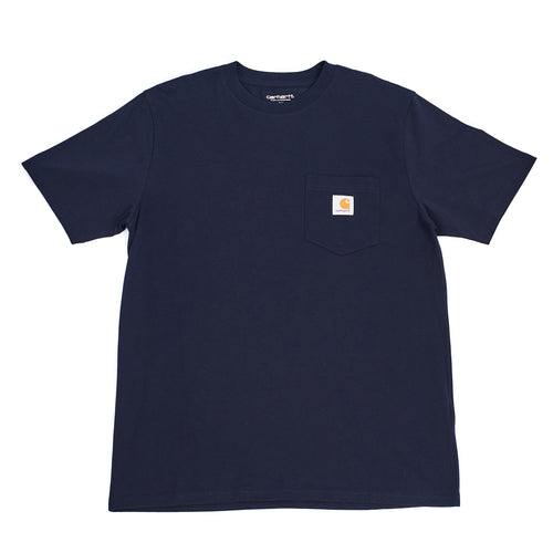 Carhartt W.I.P. S/S Pocket T-Shirt Dark Navy