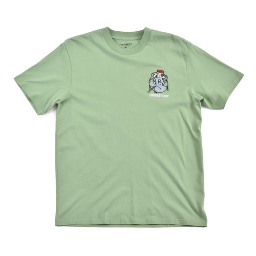 Carhartt W.I.P. S/S III World T-Shirt Mineral Green