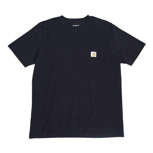 Carhartt W.I.P. S/S Pocket T-Shirt Black