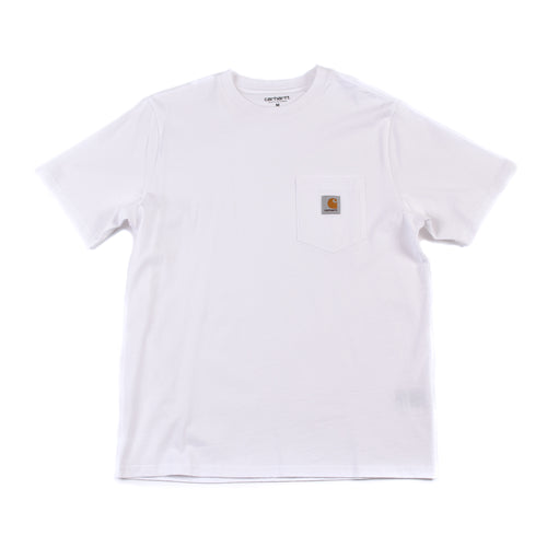 Carhartt W.I.P. S/S Pocket T-Shirt White