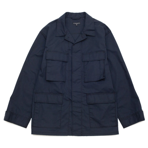 Engineered Garments BDU Jacket Dark Navy Nyco Ripstop
