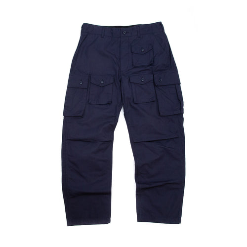 Engineered Garments FA Pant Dark Navy Cotton Ripstop
