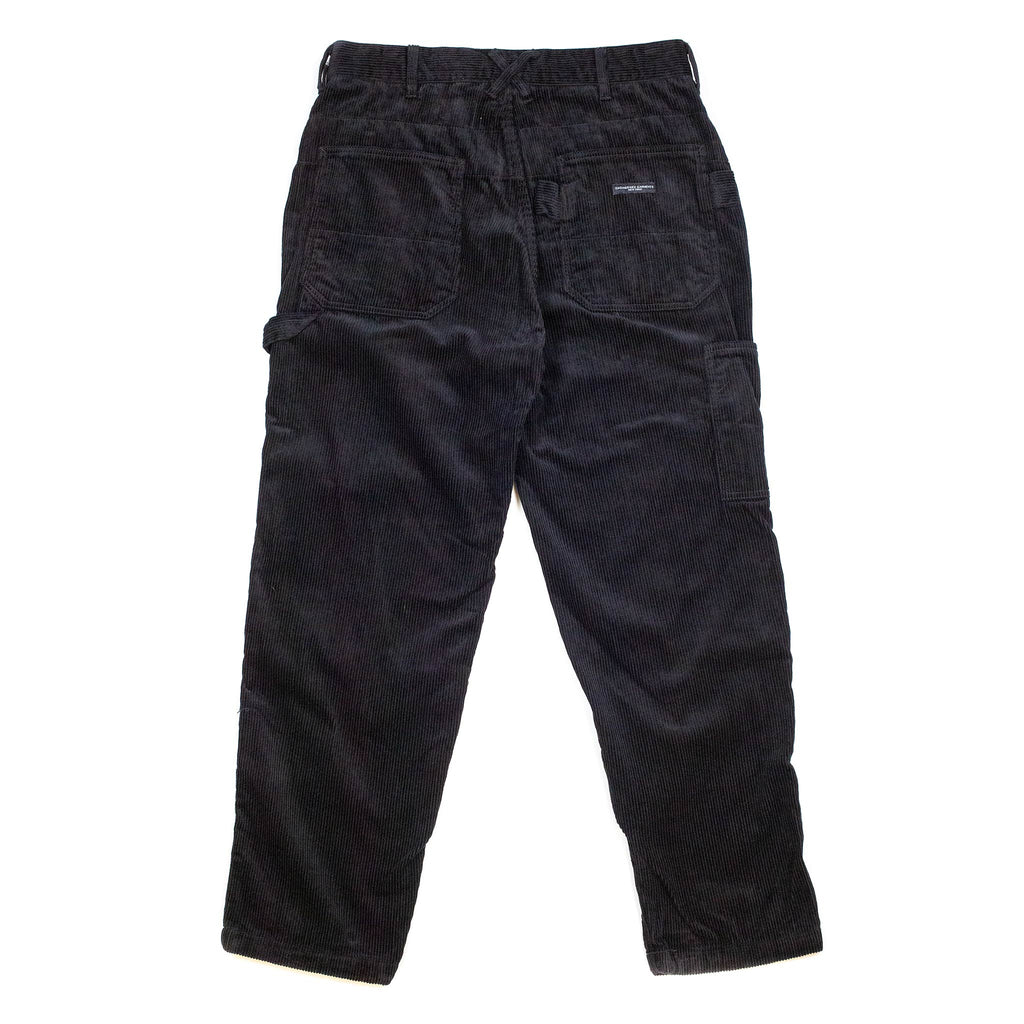 Engineered Garments Painter Pant Black Cotton 8W Corduroy