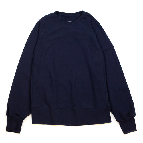 Engineered-Garments-Plain-Raglan-Crew-Navy--Flat-Front-update